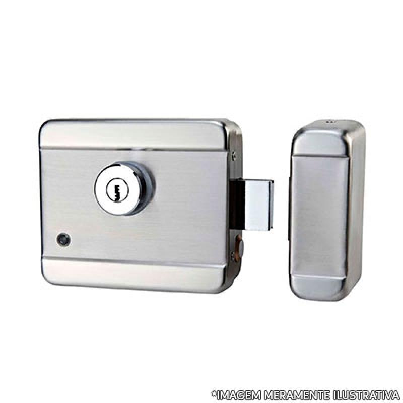 Manutenção de Fechadura Elétrica para Porta de Correr Cotia - Fechadura Tetra Elétrica