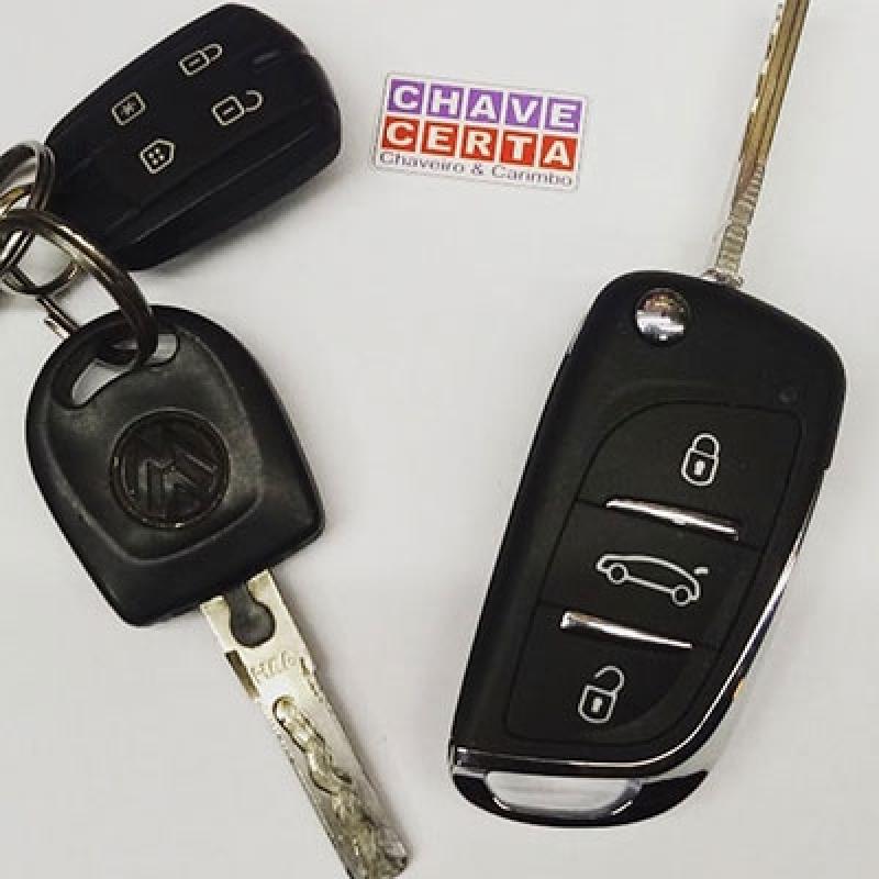 Onde Encontro Cópia Chave Automóvel Itapevi - Cópia de Chave Tetra