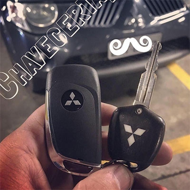 Onde Encontro Cópia Chave Carro Vila Ursulina - Cópia de Chave de Veículo