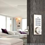 fechadura elétrica para porta de madeira Vila Tramontano