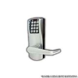 fechadura elétrica para porta de madeira