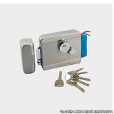 instalação de fechadura elétrica para porta de correr Vila Progredior